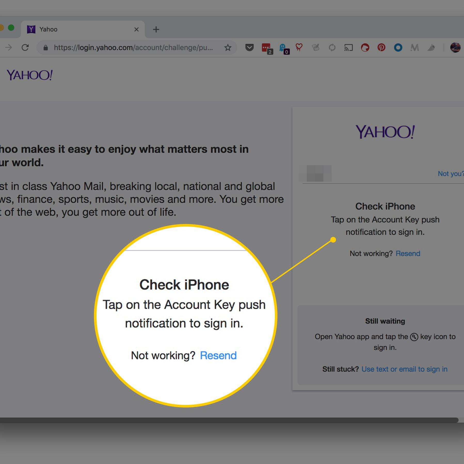 Yahoo mail uk sign in uk