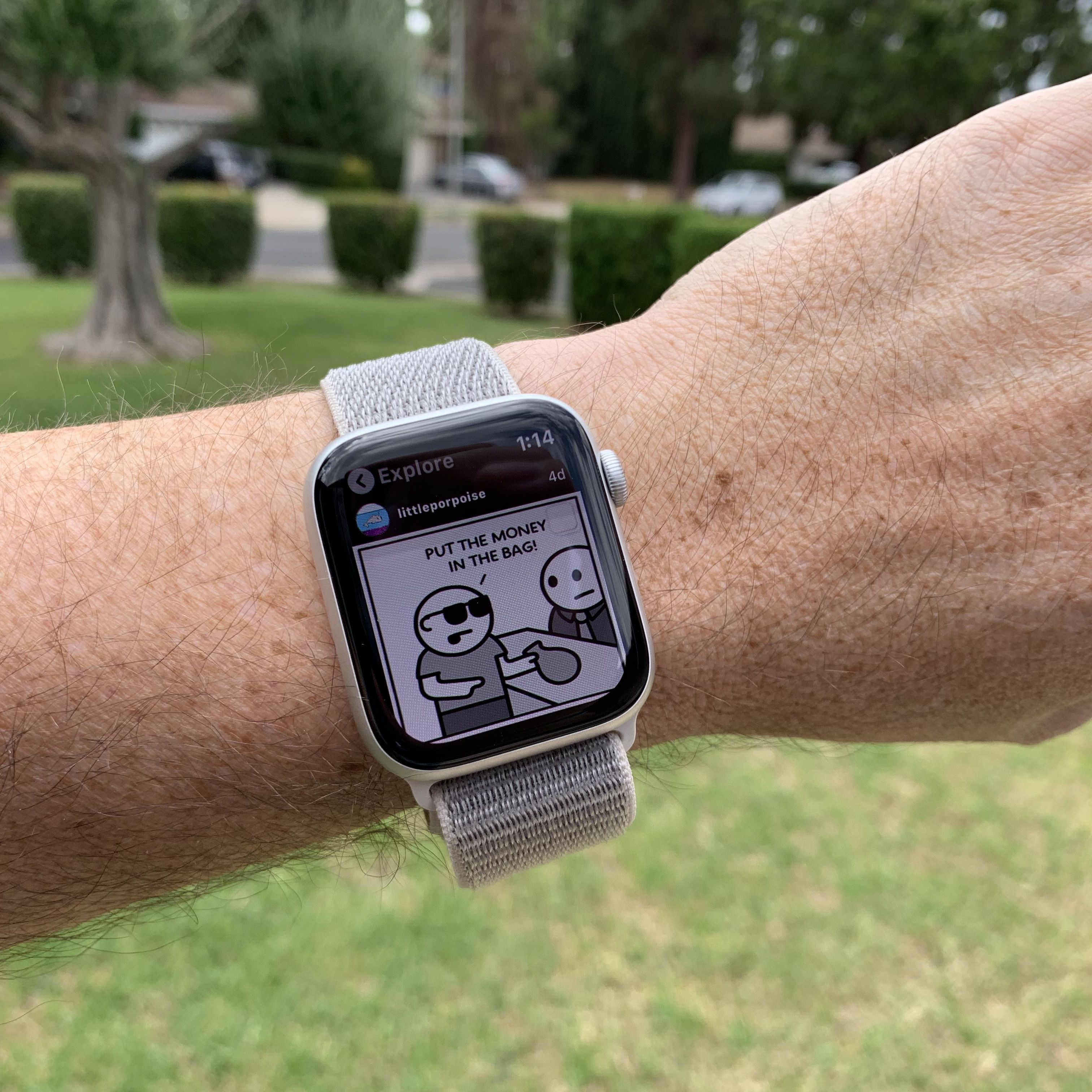 Can You Get Instagram on Apple Watch?