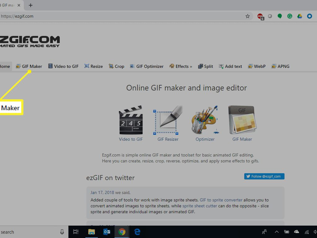 Edit Gif Files Without Photoshop