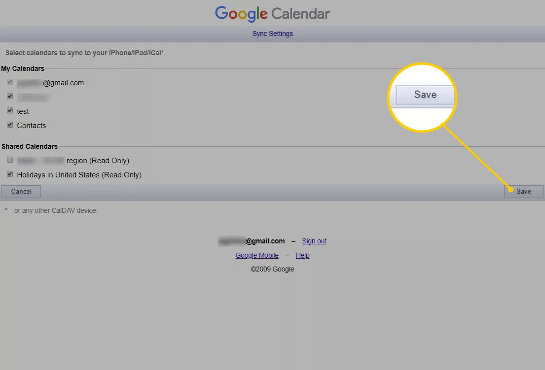 How to Sync Your Google and Apple Calendars