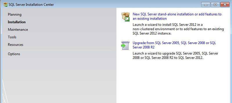 How to Install SQL Server 2012 Express Edition