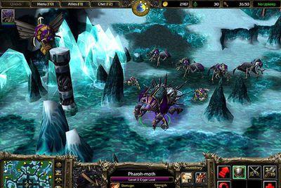 WarCraft III: The Frozen Throne screenshot