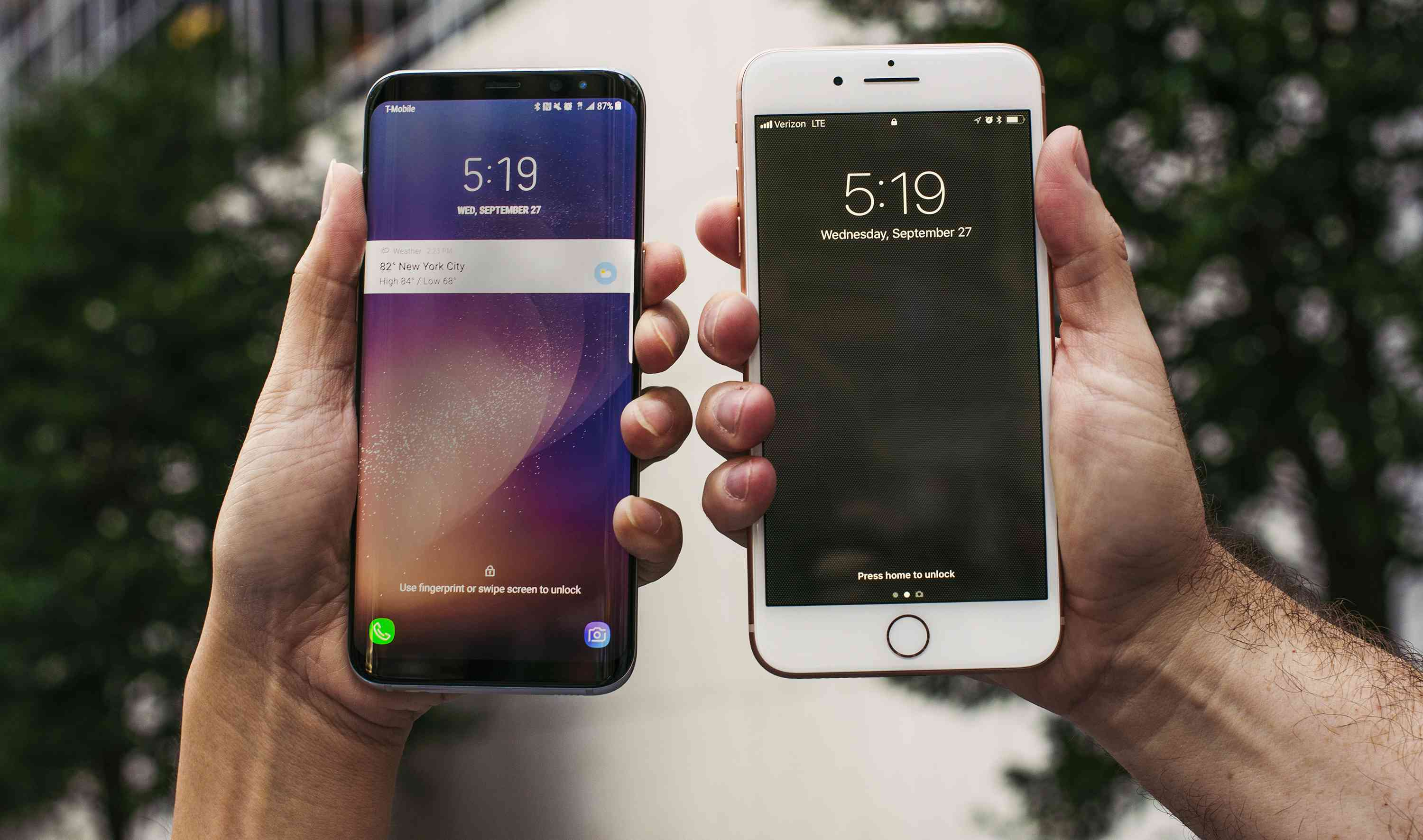 Android to iPhone Journey