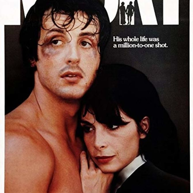 Promotional image for the film Rocky