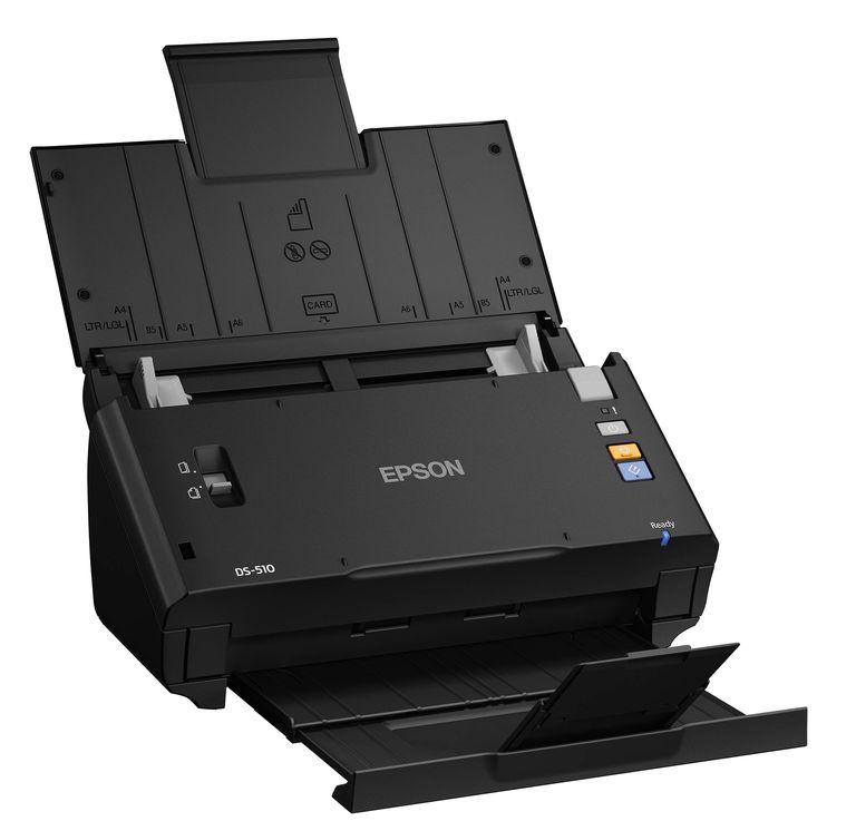 WorkForce DS-510 Color Document Scanner