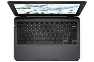Dell Chromebook 11 keyboard