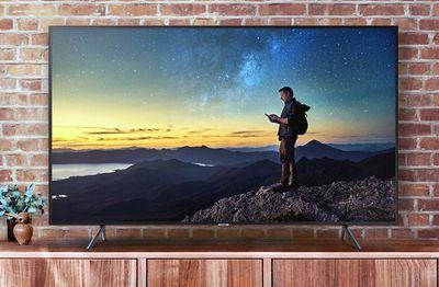 Samsung NU7100 Series UHD TV