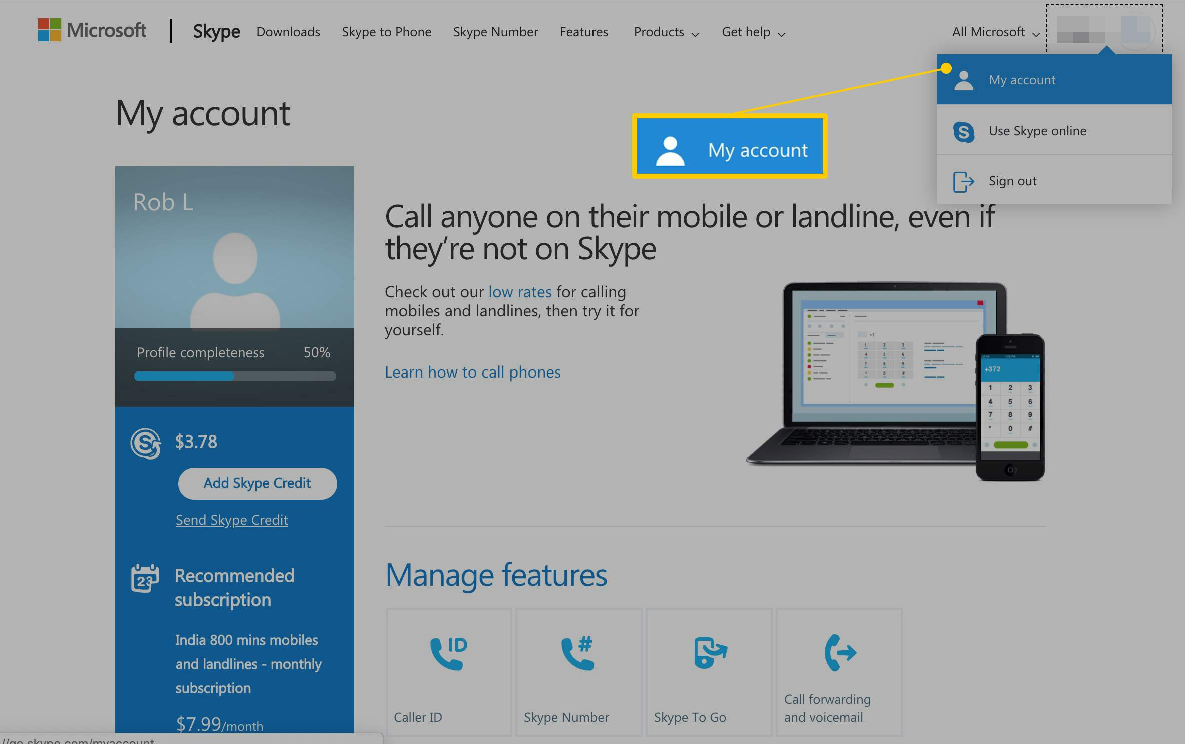 How to Change Your Skype Username