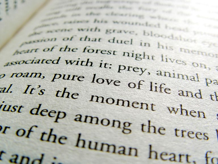 Book Page Love