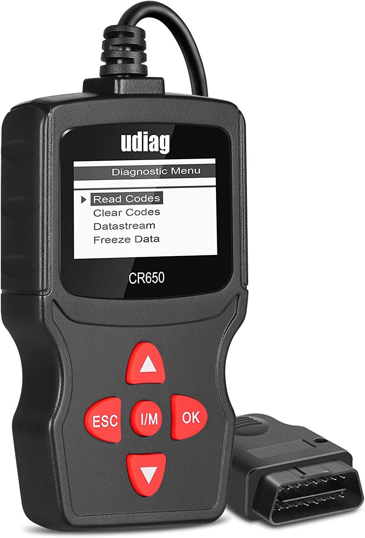 udiag Obd2 Scanner OBD Car Diagnostic