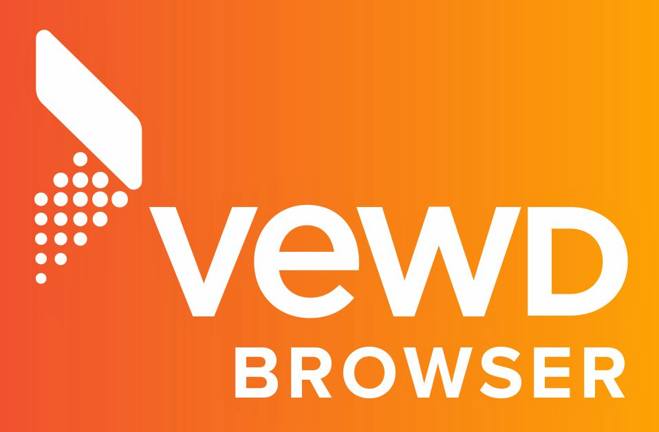 VEWD Browser Logo