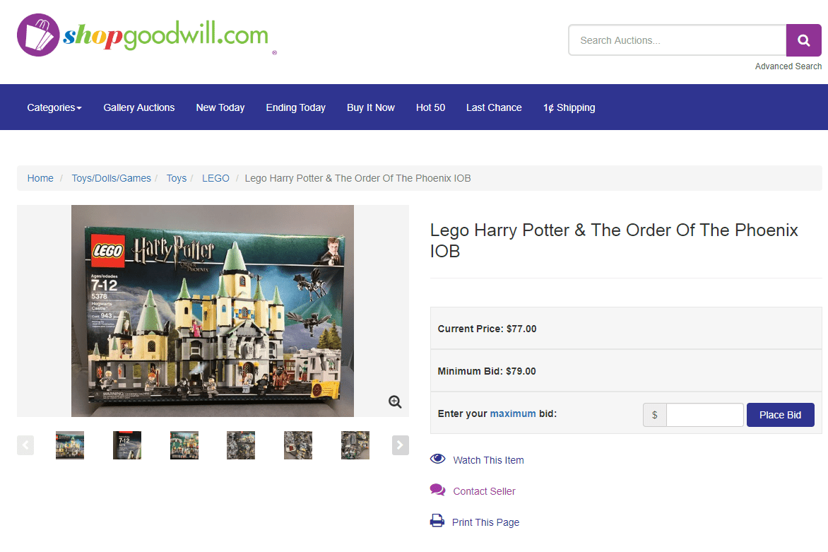 offers on betting websites like ebay