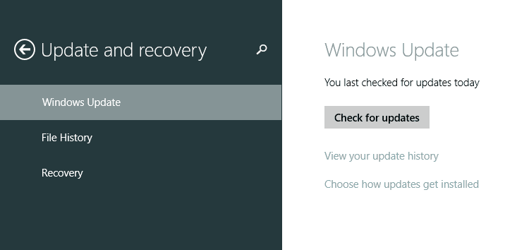 can i download windows updates manually