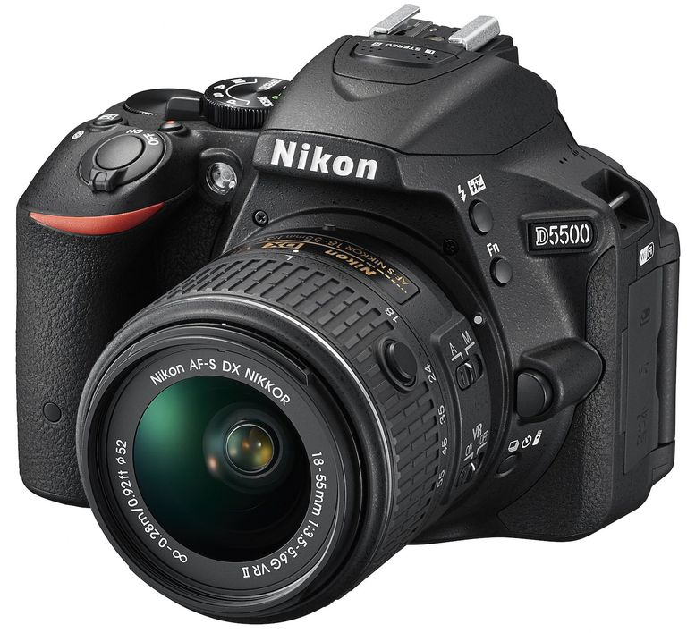 Nikon D5500 DSLR Review