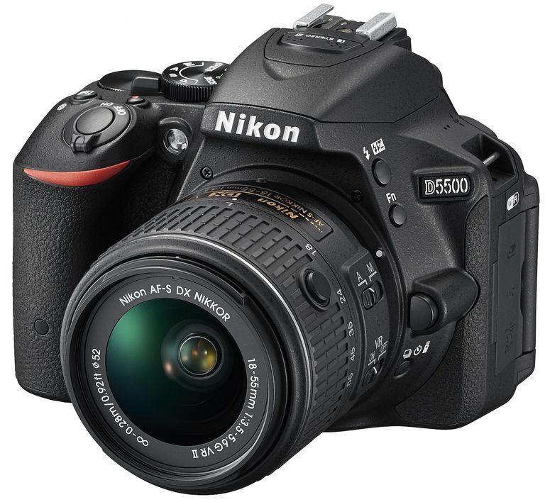 Nikon D5500 DSLR Review