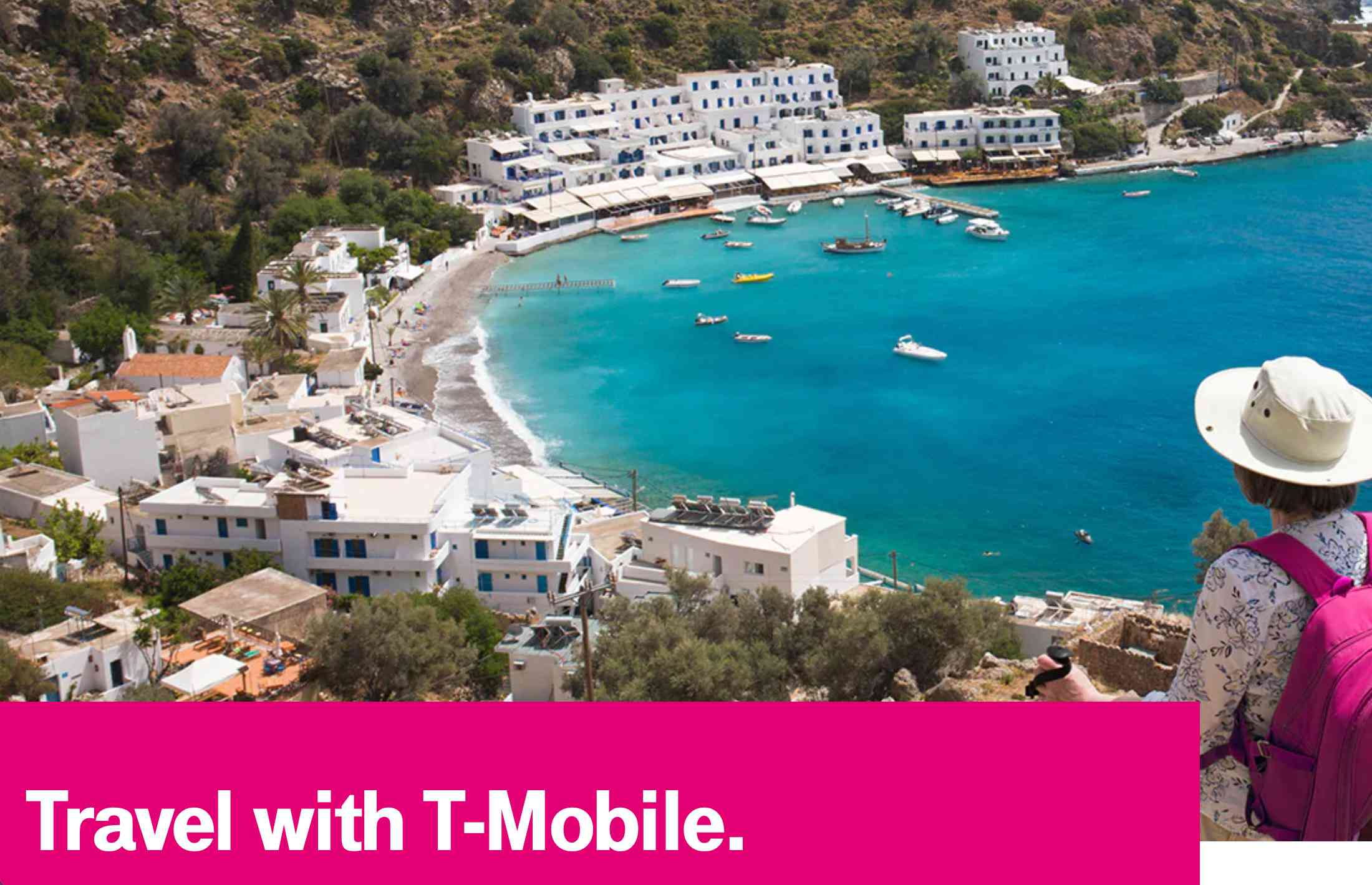T-Mobile travel options