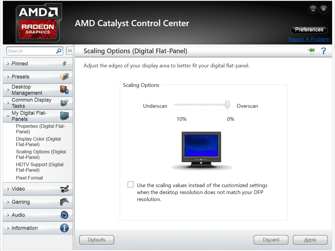 check for latest amd drivers
