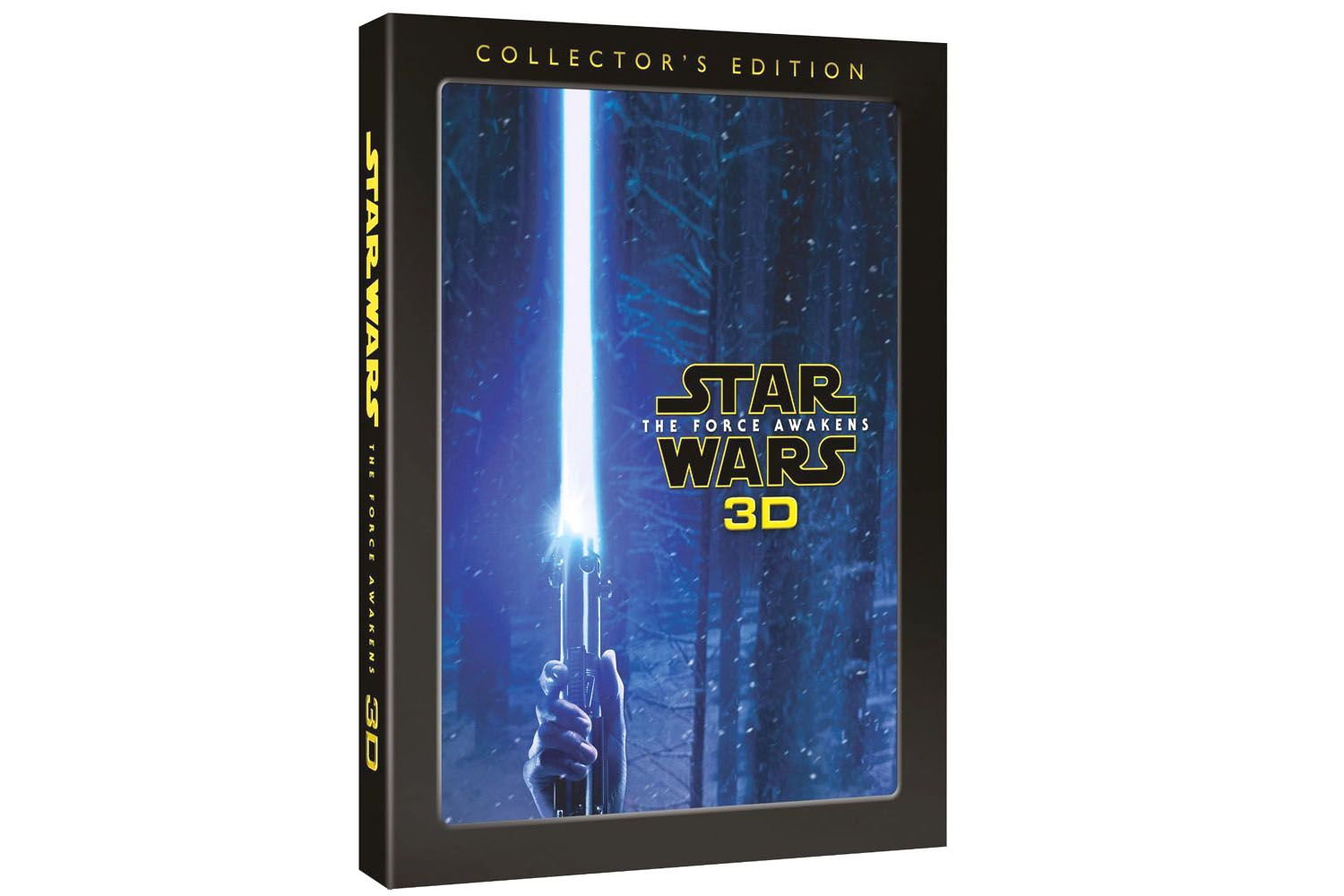 Star Wars - The Force Awakens 3D Ultimate Collector's Edition Blu-ray