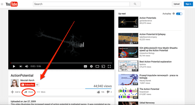 How to edit youtube videos find an interesting youtube video heres how to share it anywhere ccuart Image collections