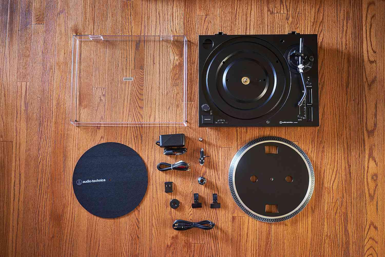 Audio-Technica AT-LP120XUSB-BK