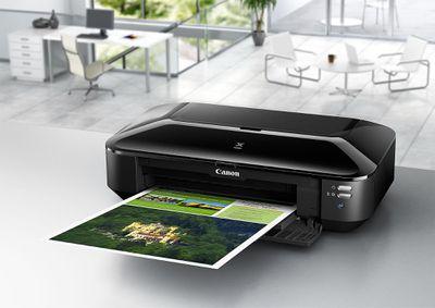 Canon's Pixma iX6820 supertabloid photo printer