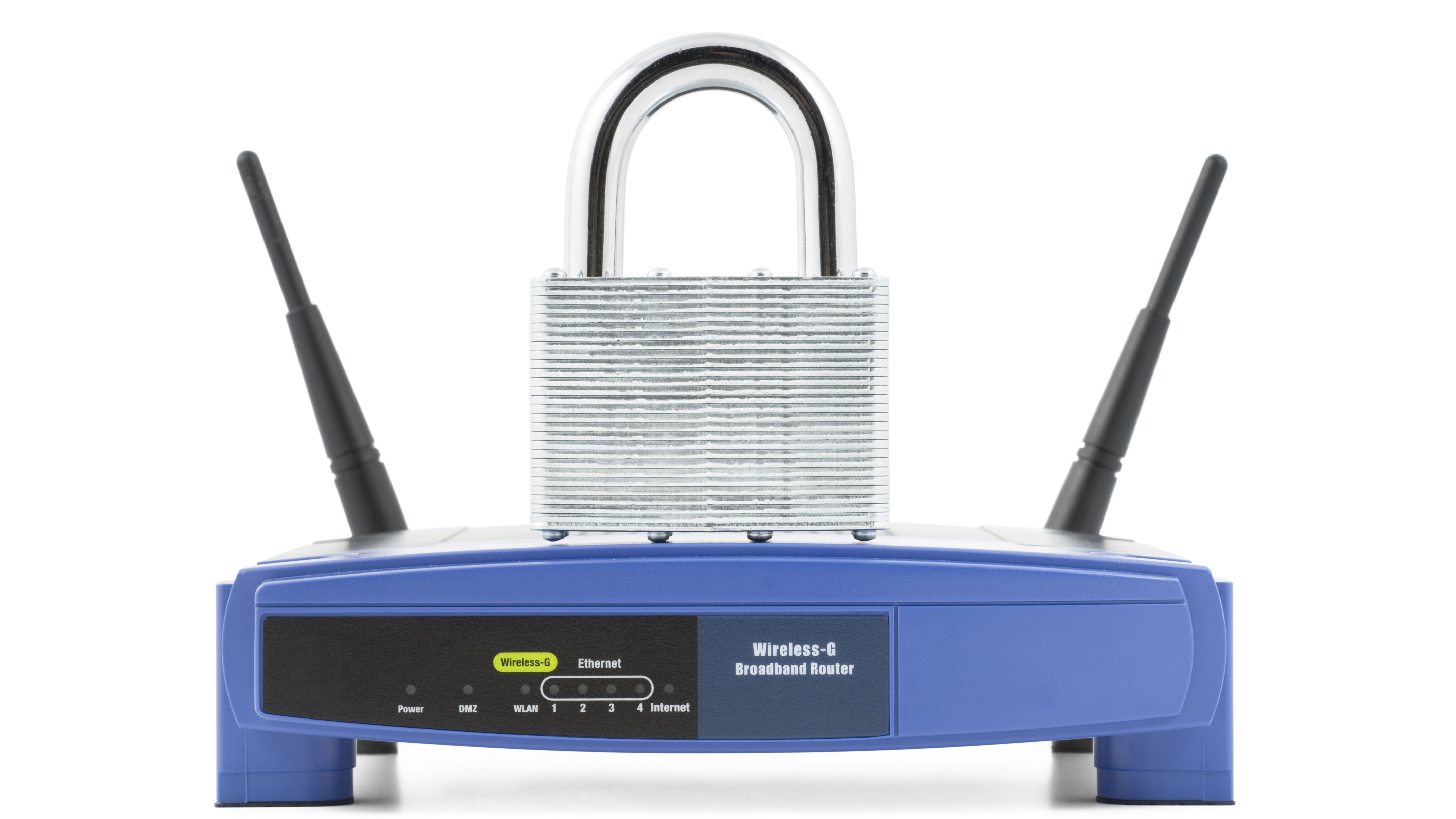 Change Your Router Password and Username
