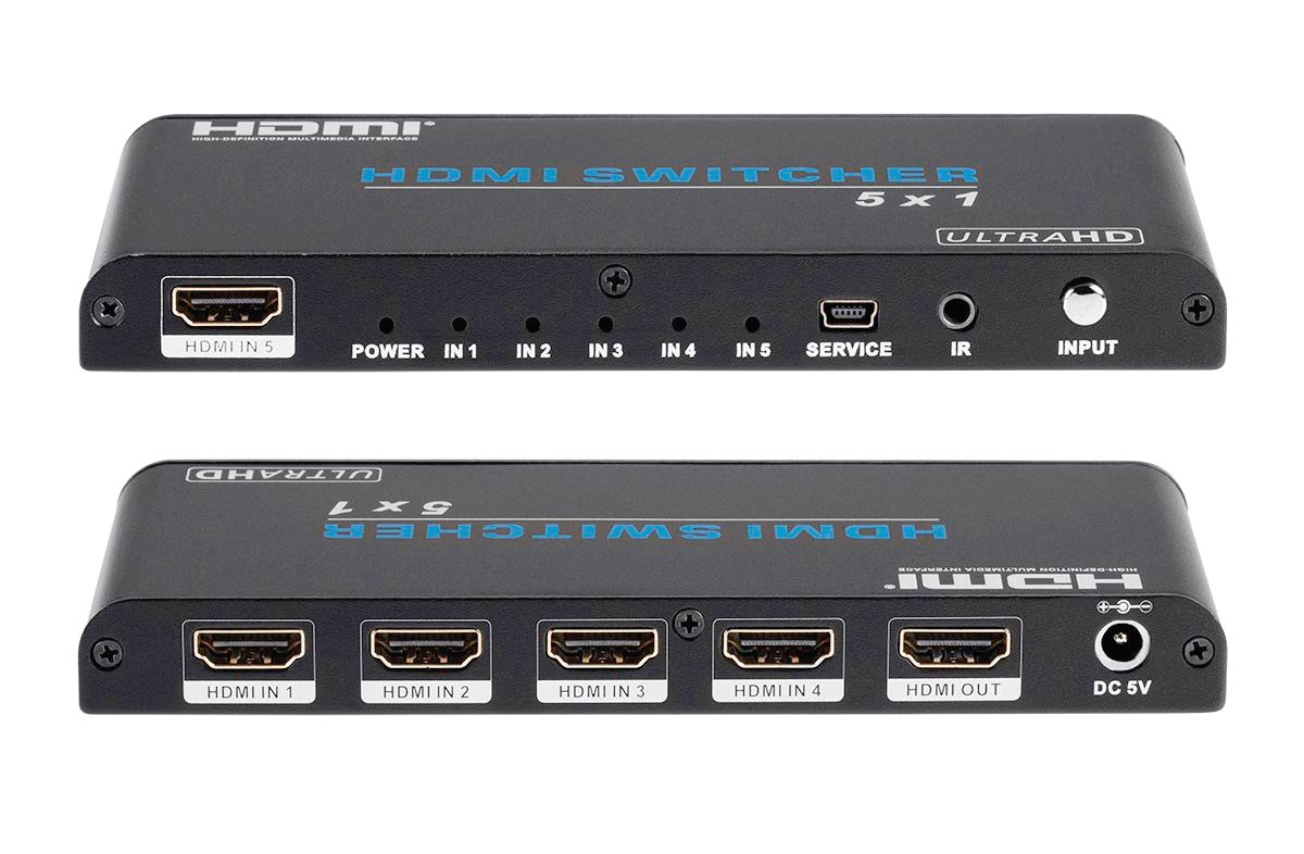 HDMI Switchers What You Need To Know