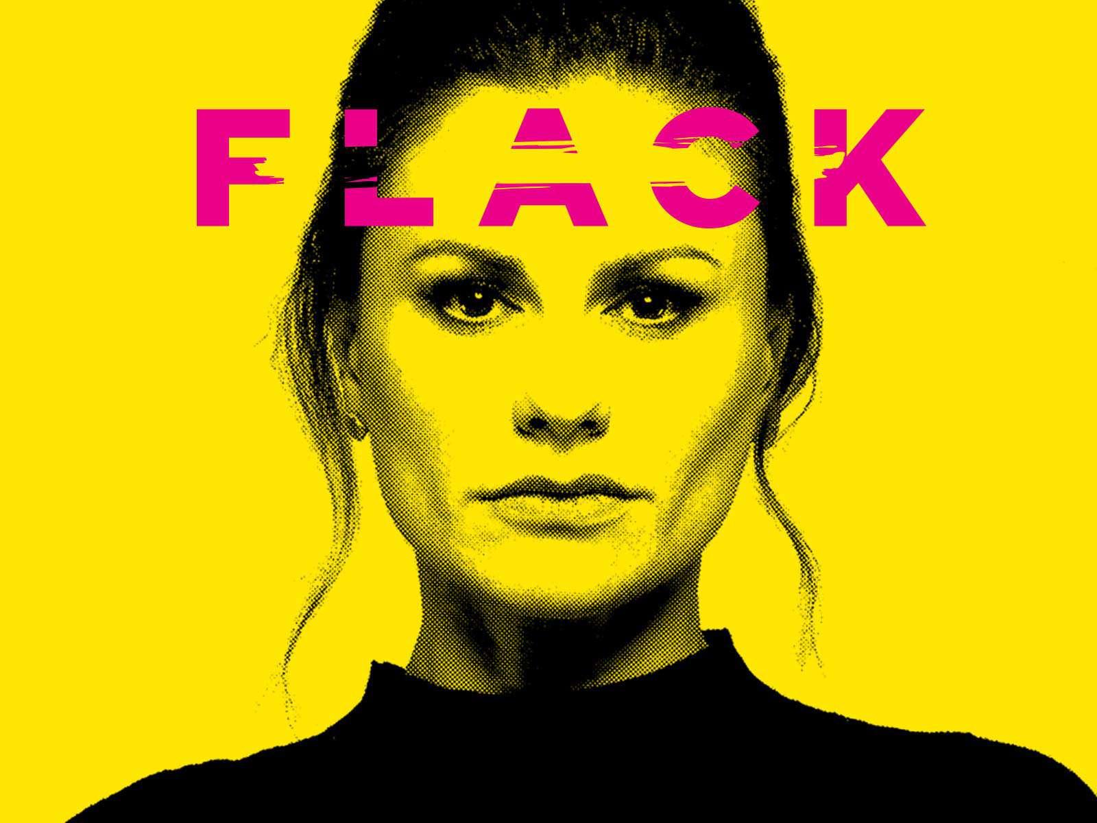 Anna Paquin in Flack