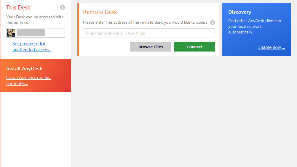 AnyDesk 5 2 2 Review (A Free Remote Access Tool)