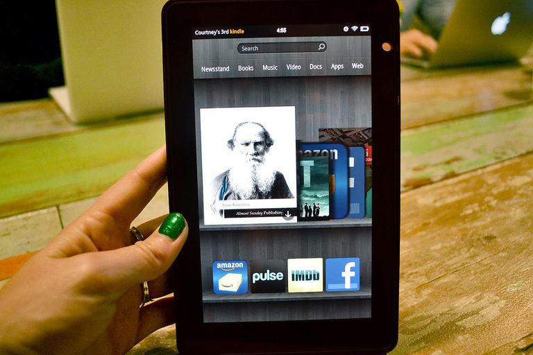 How to Update Your Kindle Fire Software