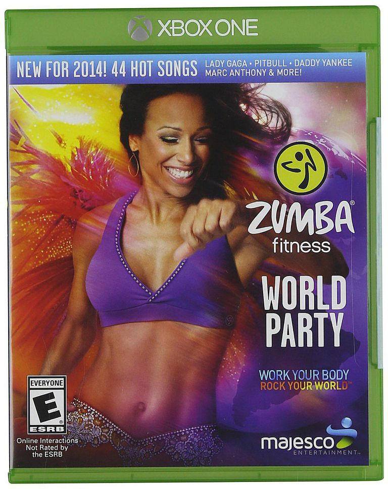 Zumba World Party box