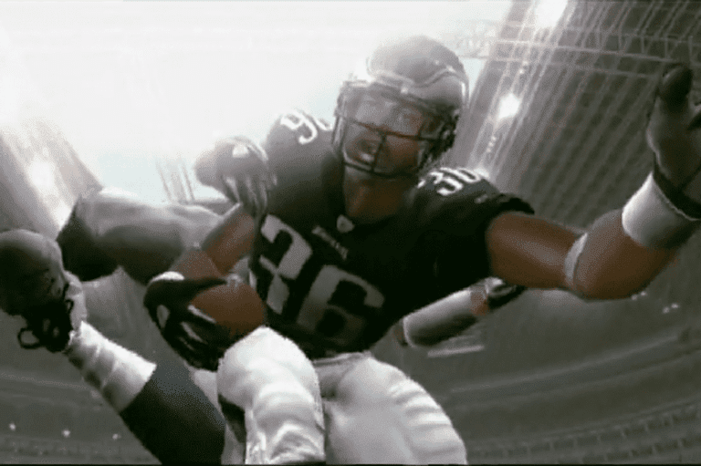 Madden NFL 06 screenshot