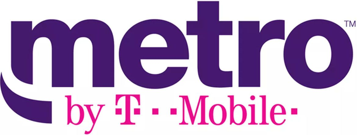 The Metro By T-Mobile logo.