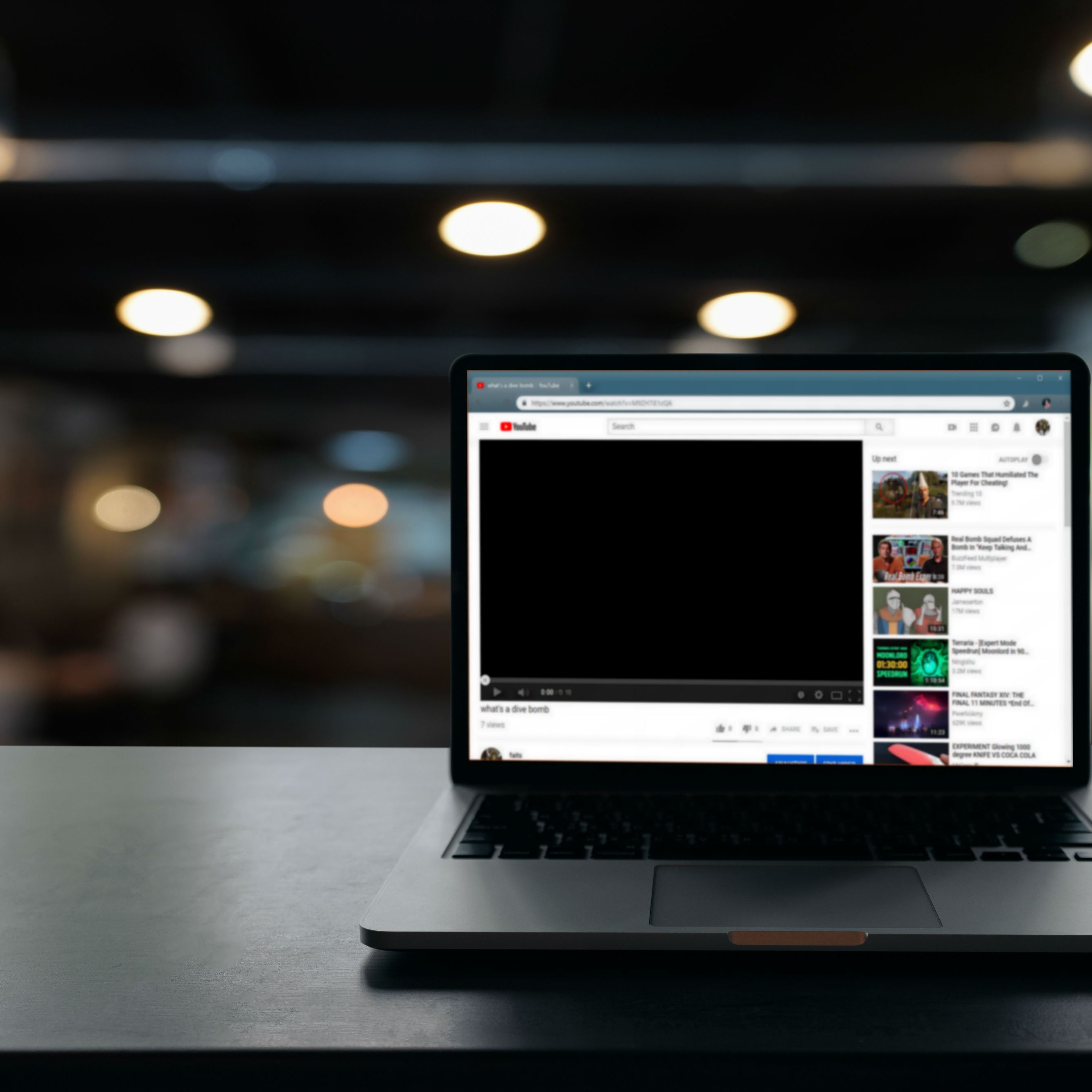 How to Fix a YouTube Black Screen