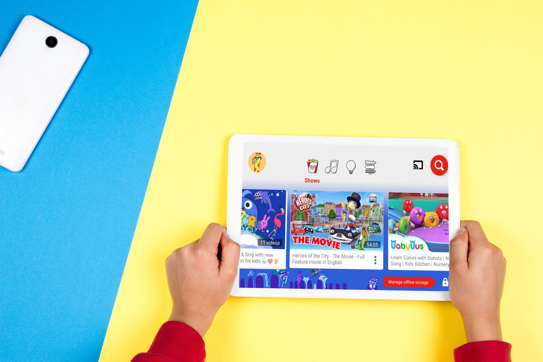 What is YouTube Kids?