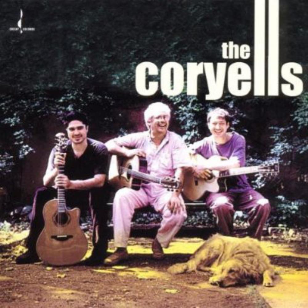 The Coryells album cover, Larry Coryell