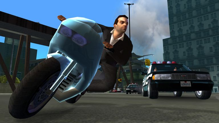 Grand Theft Auto: Liberty City Stories PSP Cheats Guide