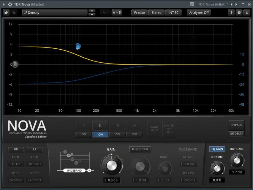 The TDR Nova VST