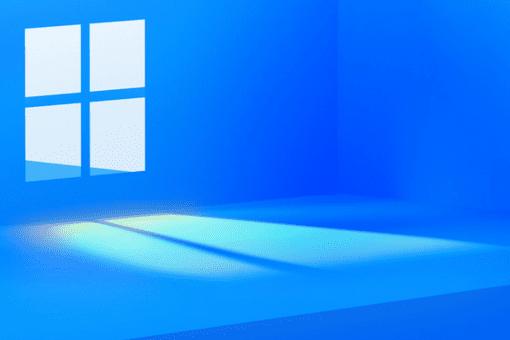 Windows announcement graphic