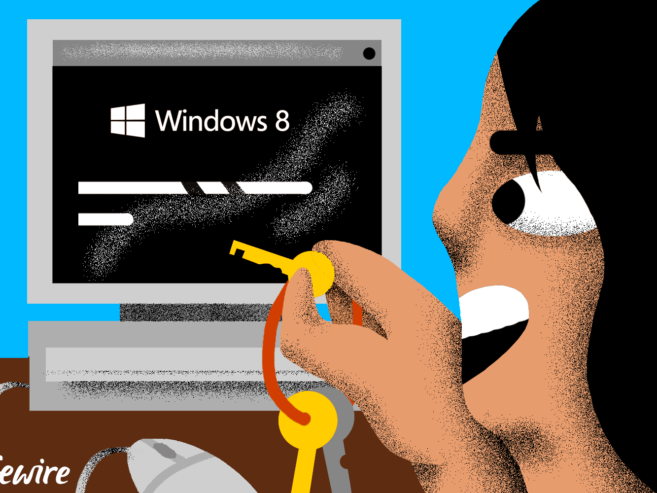 How to Reset a Windows 8 Password