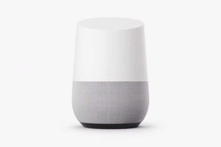 Google Home - grey base