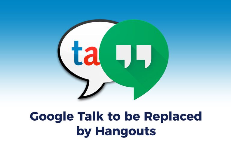 google talk is now google hangouts