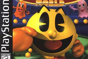 Pac-Man World for PS1