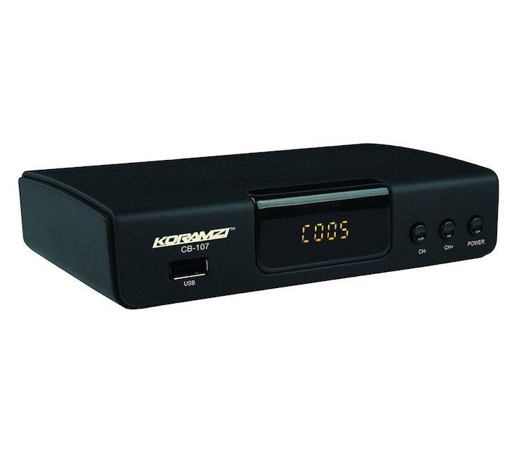 KORAMZI HDTV Digital Converter Box
