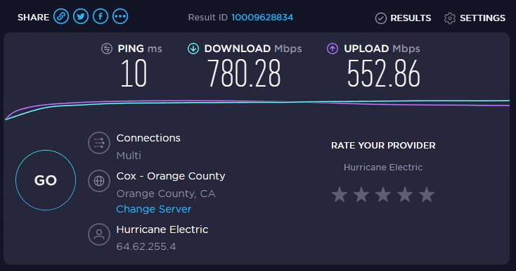 Internet Speed Test Sites Last Updated December 2020