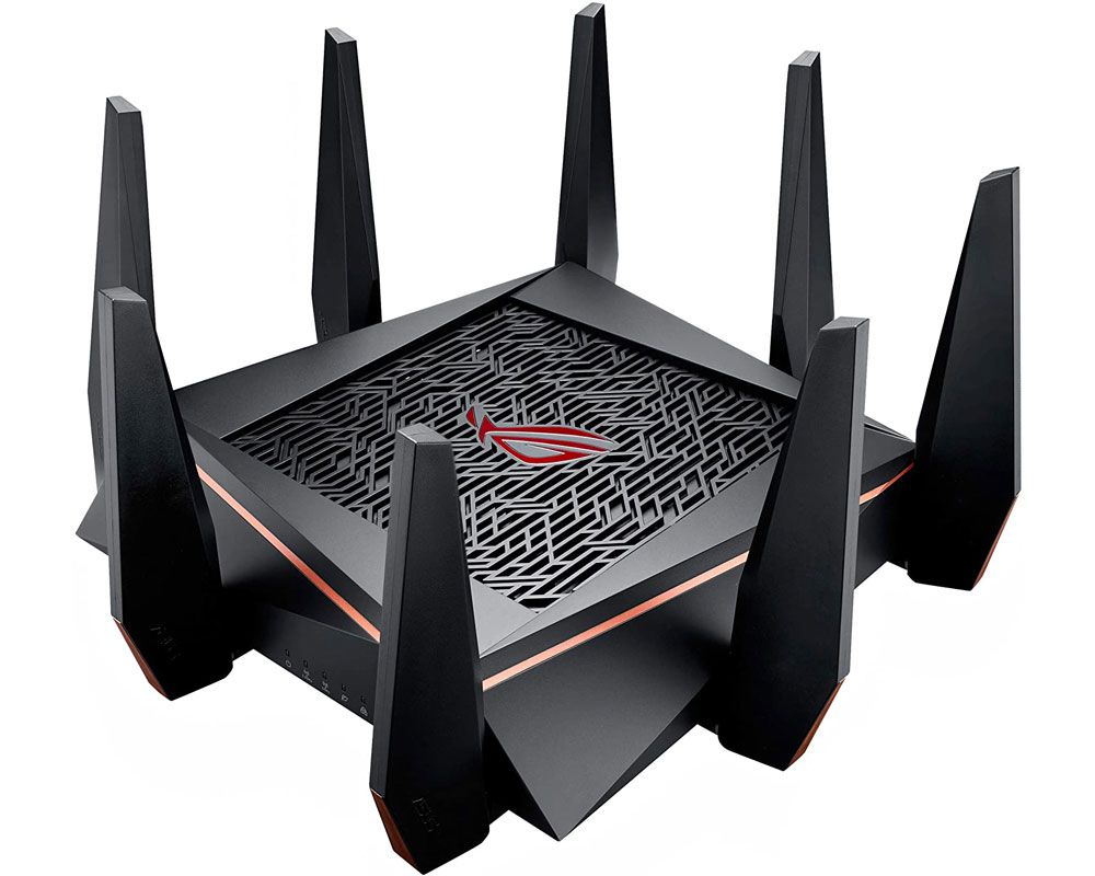 Asus GT-AC5300 Wi-Fi Gaming Router