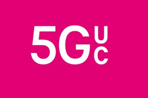 T-Mobiles new 5G UC icon