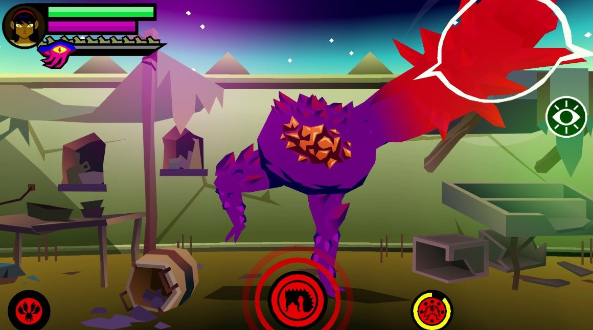 Severed for iPad
