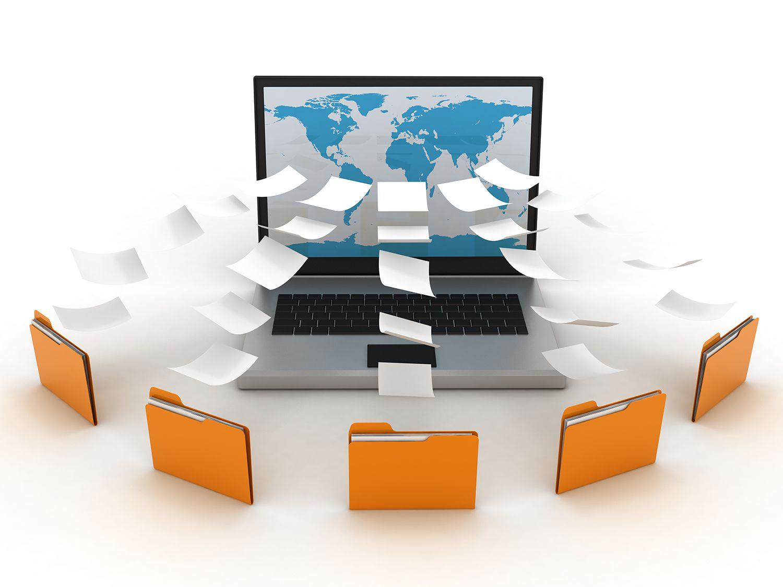 Computer network database