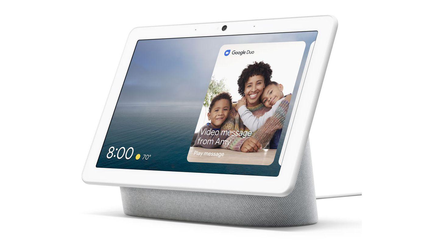 The Google Nest Hub Max